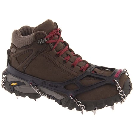 Kahtoola 2017 MicroSpikes Black Small Size 5-8 Hiking Footwear Traction