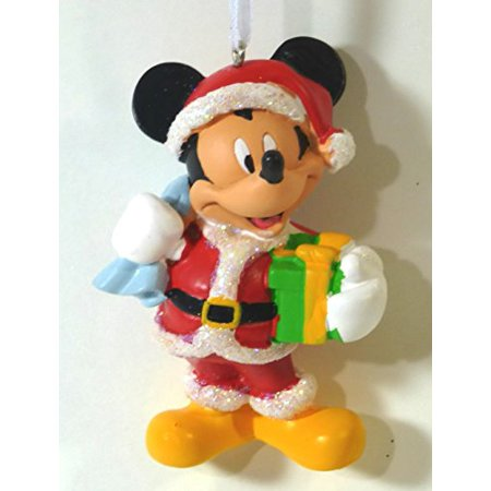 Mickey Mouse Christmas Tree.Disney Mickey Mouse Christmas Tree Ornament In Gift Box