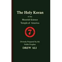 The Holy Koran of the Moorish Science Temple of America (Hardcover)