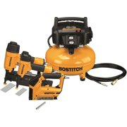 BOSTITCH BTFP3KIT Compressor Combo Kit,3 Tool