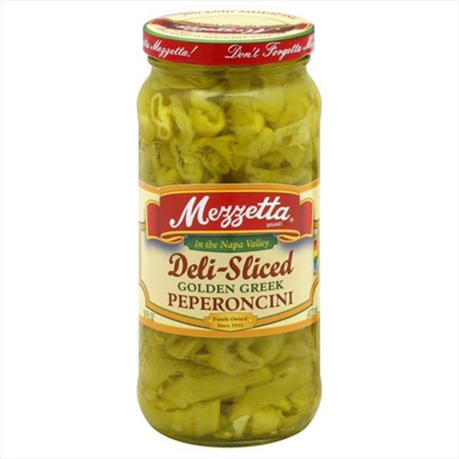 Pepperoncini Gldn Slc -Pack of 6