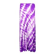 INC International Concepts Women's Tie Dyed Maxi Skirt