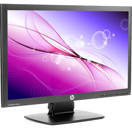 Refurbished HP P222VA 1920 x 1080 Resolution 21