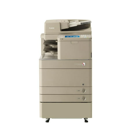 Refurbished Canon ImageRunner Advance C5240 A3 Color Laser Multifunction Copier - 40ppm, Print, Copy, Scan, Auto Duplex, Network, 1200 x 1200 dpi, SRA3/A3/A4/A5, 2 Trays,