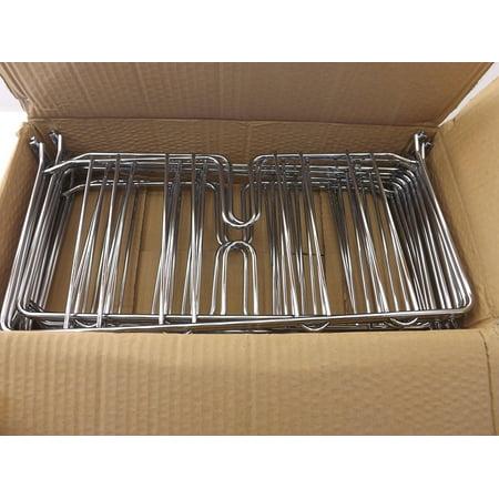 DD18C Super Erecta Chrome Plated Shelf Divider, 18