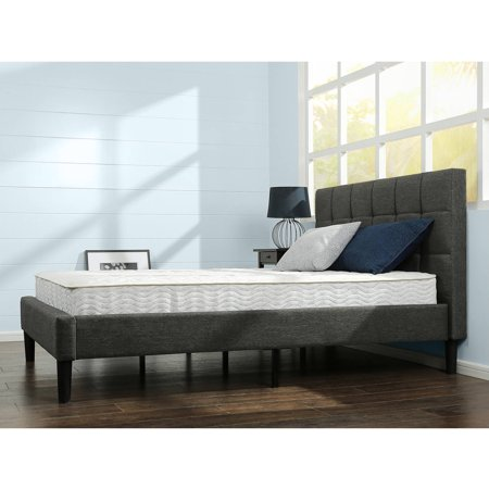 Slumber 1 8 Inch Comfort Spring Mattress By Zinus With