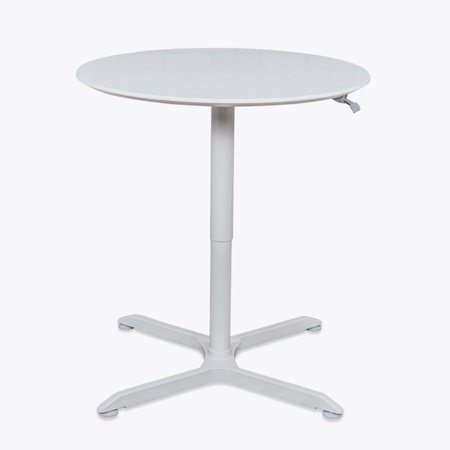 Luxor Lp Table (Luxor Pneumatic Height Adjustable Round Breakroom)