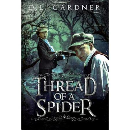 Thread of a Spider - eBook