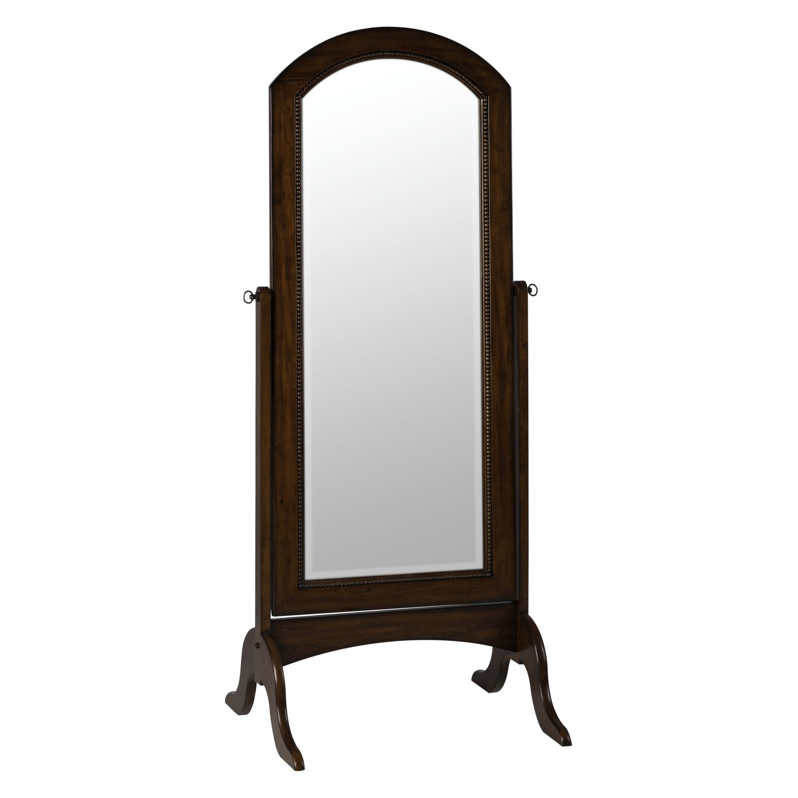 Laurel Cheval Mirror 26.5W x 68H in. by Cooper Classics
