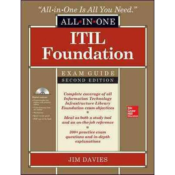 Itil Foundation All In One Exam Guide Walmart