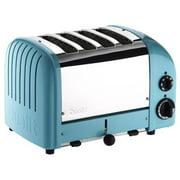 Dualit 4 Slice NewGen Toaster Azure Blue