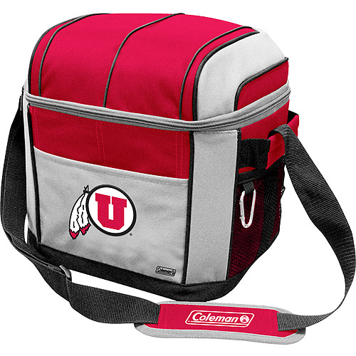 Coleman COL-02513105111 Utah Utes NCAA 24 Can Soft Sided Cooler