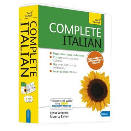 Complete Italian Beginner to Intermediate Course : Learn to read, write, speak and understand a new