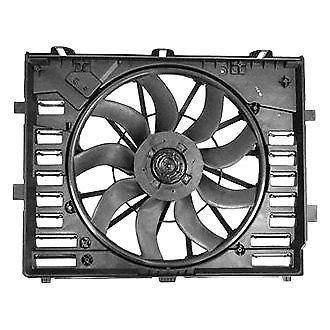 For Porsche Cayenne 2011-2014 Replace Radiator Fan Assembly