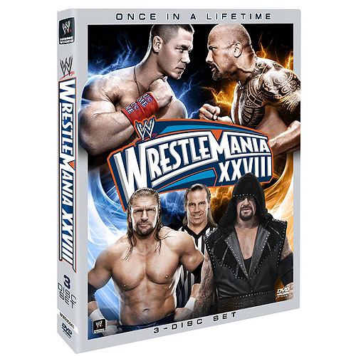 WrestleMania XXVIII (Full Frame)