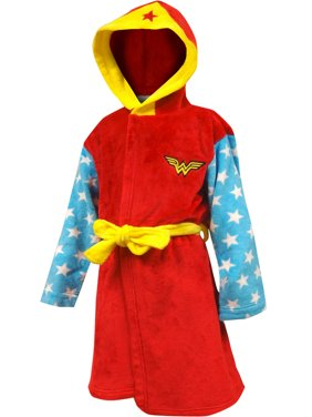 cac01f1aab72b Product Image DC Comics Dress Like Wonder Woman Plush Robe