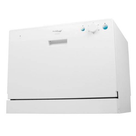 Countertop Dishwasher Koldfront : ... countertop with the koldfront 6 place setting countertop dishwasher in