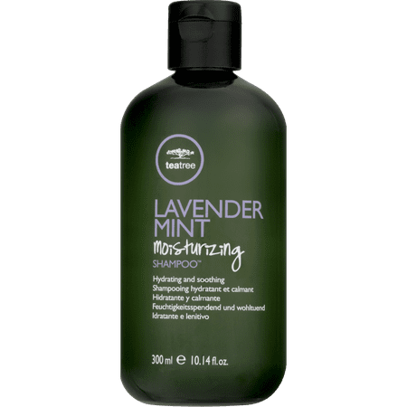 Paul Mitchell Tea Tree Moisturizing Shampoo, Lavender Mint, 10.14 - Paul Mitchell Lavender Mint Shampoo