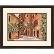 """Tuscan Cityscape 20"""" x 16"""" Wall Art"""