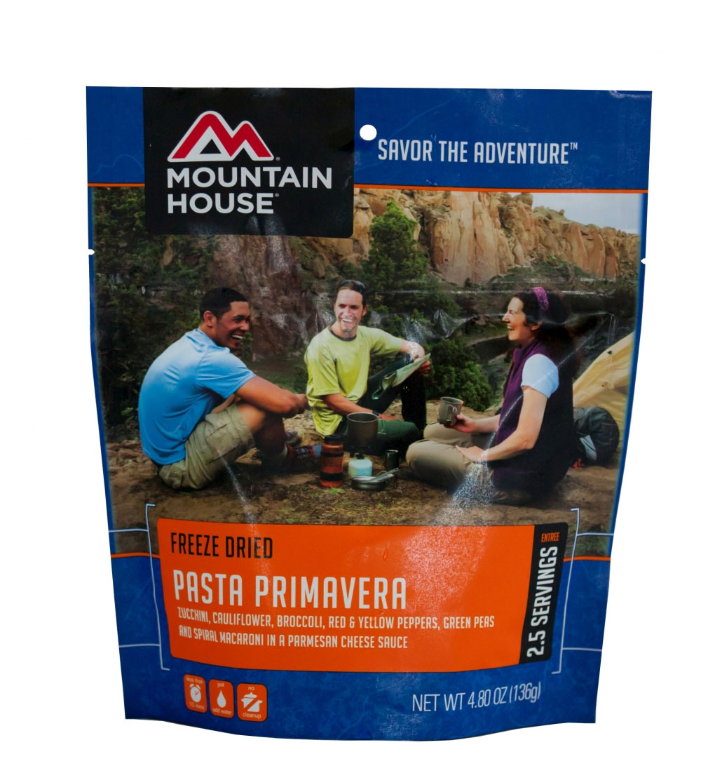 Mountain House Pasta Primavera by Generic