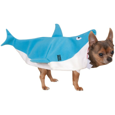 Pet Shark Costume (Pet Shark Jumpsuit Costume)