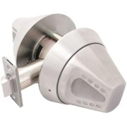 TOWNSTEEL CRX-K-75-630 Knob Lockset,Mechanical,Passage,Grd. 1