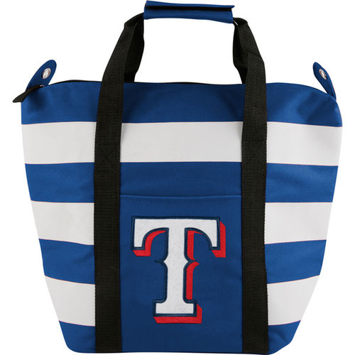 MLB - Texas Rangers Freeze Striped Cooler Tote Bag