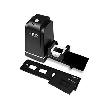 ion slides2pc 35mm photo negative and slide converter to