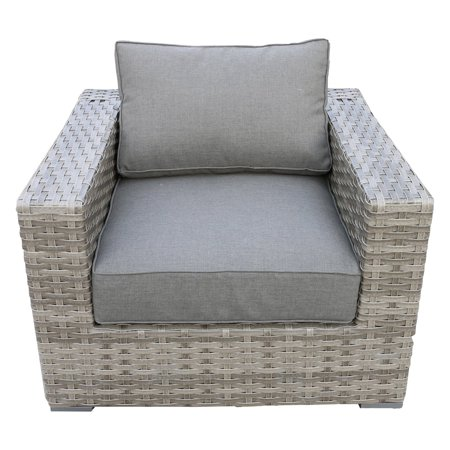 Bali Wicker - Teva Patio Bali Wicker Patio Club Chair