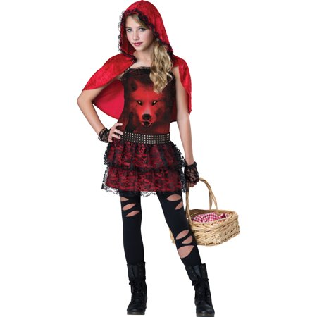 Teen Red Riding Hood Costume by Incharacter Costumes LLC 18073, 8 to 10