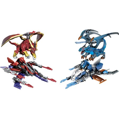 Mega Bloks Dragon Universe Ultimate Battle Set (Mega Bloks Dragons Krystal Wars Man O War)