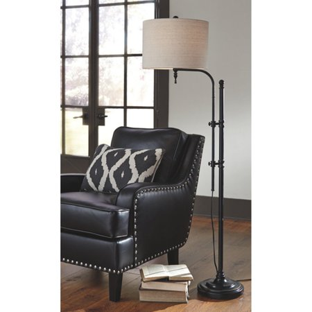 Carlini Design (Signature Design by Ashley Anemoon Metal Floor Lamp)