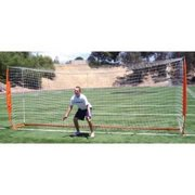 Bownet Portable Soccer Goal w Frame Carry Bag BOW6 5x18