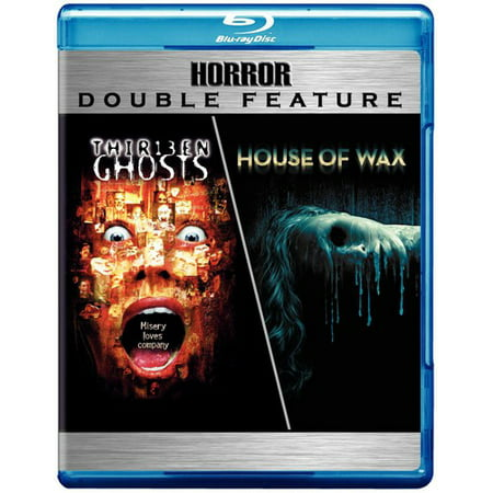Thirteen Ghosts   House Of Wax  2005   Blu Ray