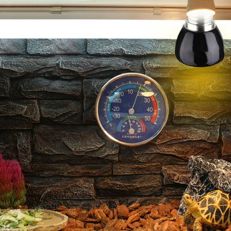 AIHOME 25W/50W/75W/100W E27 Far-Infrared Ceramic Pet Heating Lamp Lizard Tortoise Spider Reptiles Box Heater Warmer Heat Bulb - image 1 of 2