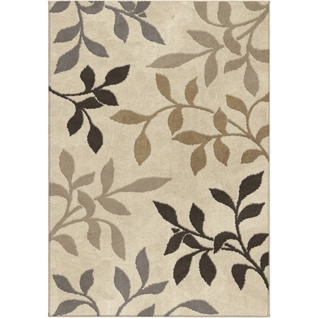 Orian Utopia Area Rugs 2421 Transitional Casual Ivory