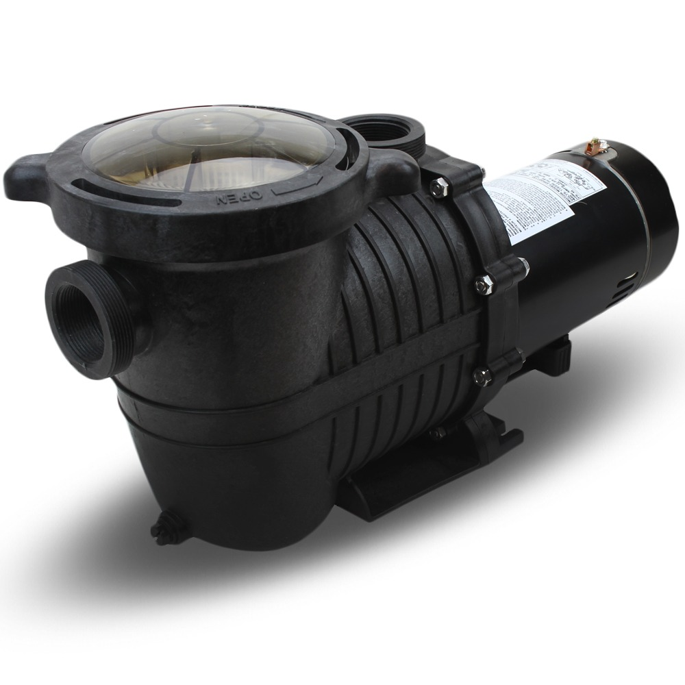 XtremepowerUS 1.5HP Swimmning Pool Pump for In/Aboveground Pool 5280GPH, with Strainer UL LISTED ETL CSA
