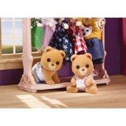 Sugar Bear Twins, Sugarbear Twins - baby bears By Calico Critters