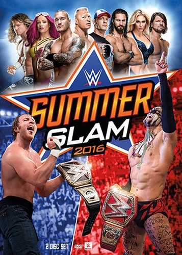 WWE: Summer Slam 2016 by WARNER HOME VIDEO