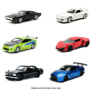 2 Fast 2 Furious 1:32 Scale Diecast by Jada Toys Play Car Vehicle (Single Piece Style May Vary)