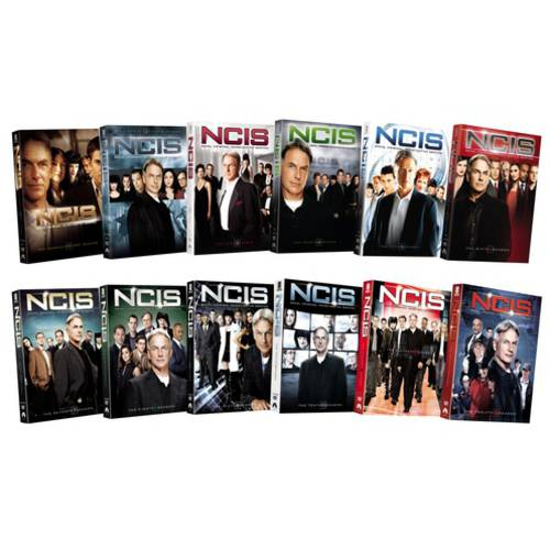 Paramount NCIS: Seasons 1-12 Pack