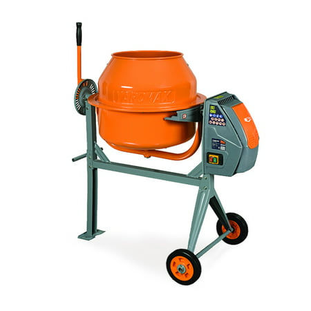 YARDMAX YM0115 Concrete Mixer 4 0 cu ft 2/3 HP