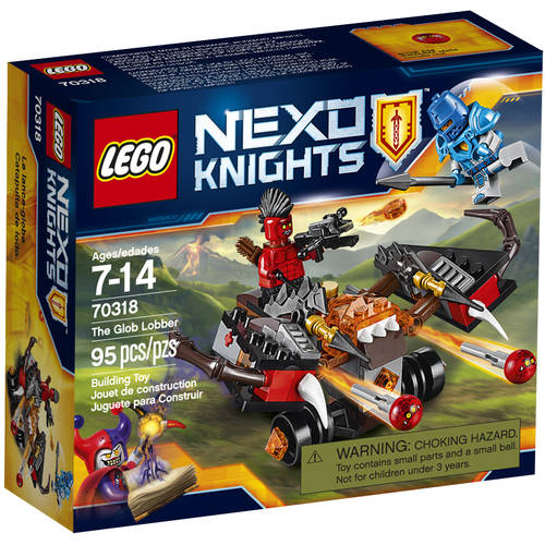 LEGO NEXO KNIGHTS The Glob Lobber, 70318