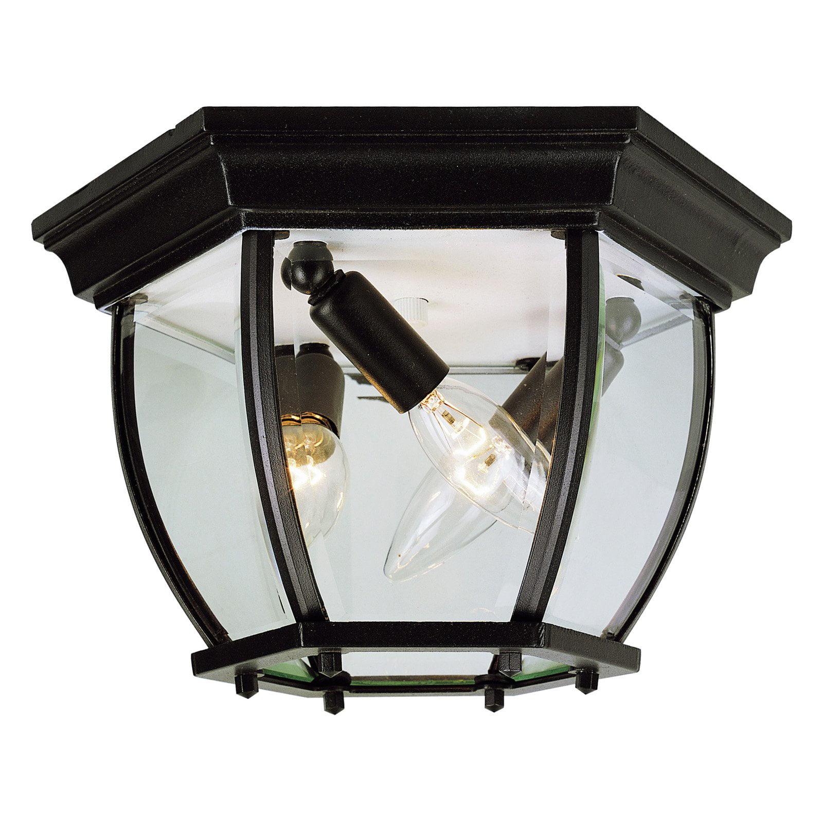 Trans Globe 4906 Outdoor Flushmount Light