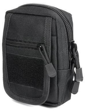 NcStar Small Utility Pouch Black Tactical Military Airsoft, By TACBRO from USA by
