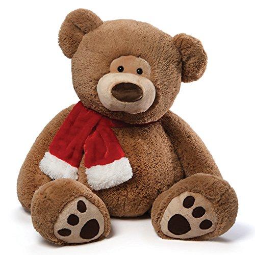 Gund 4048301 Tassel Teddy Bear Stuffed Animal Plush, 33-Inch