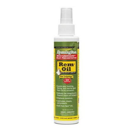 Rem Oil With Moistureguard   6 Oz  Pump