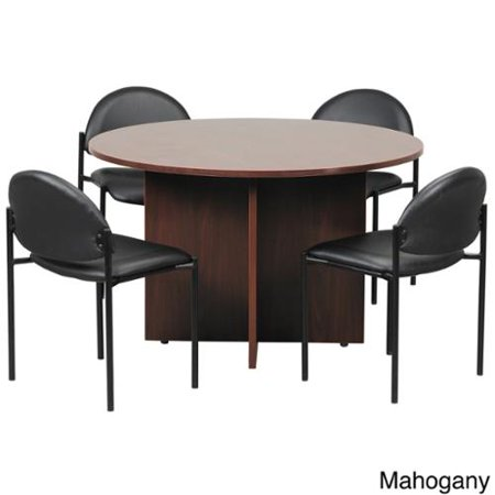 Boss Inch Round Conference Table Walmartcom - 42 inch round conference table