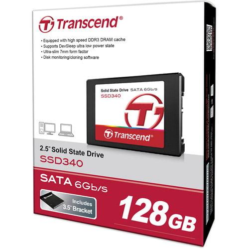 Transcend 128GB SATA III Internal Laptop Solid State Drive