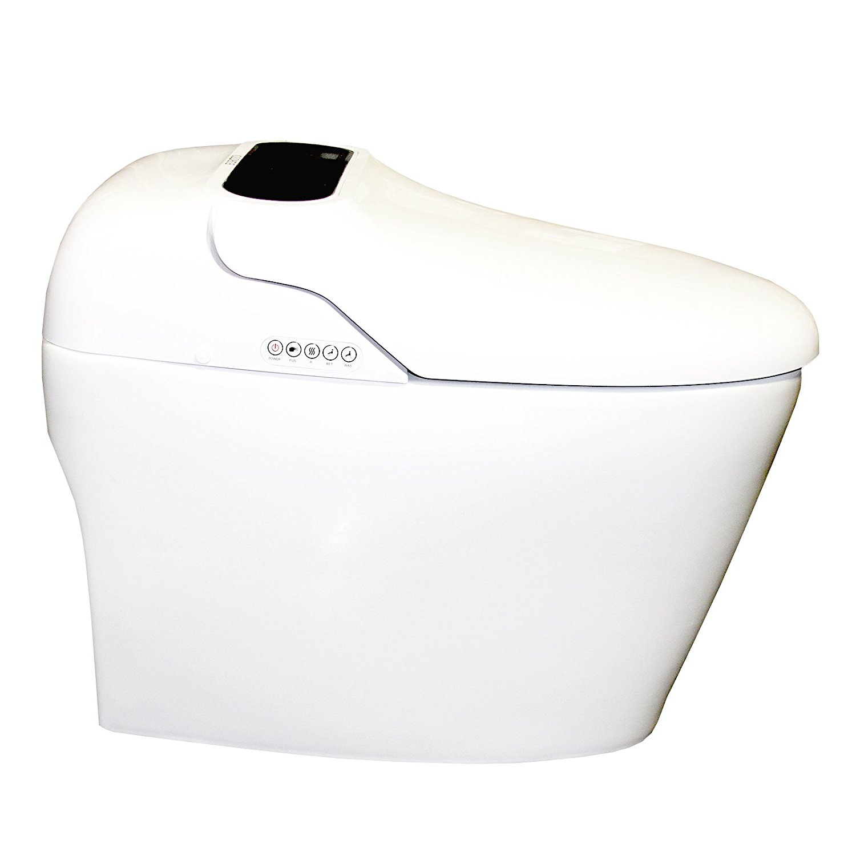 Euroto Luxury Toilet Elongated Bathroom Intelligent/Smart...